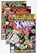 Modern Age (1980-Present):Superhero, X-Men #130 and 132-137 Group (Marvel, 1980) Condition: AverageNM-.... (Total: 7 Comic Books)
