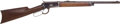 Long Guns:Lever Action, Scarce Winchester Model 1892 Lever Action Carbine with HalfMagazine....