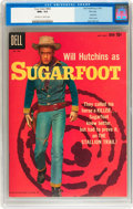 Silver Age (1956-1969):Western, Four Color #992 Sugarfoot - File Copy (Dell, 1959) CGC NM+ 9.6Off-white to white pages....