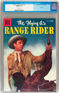 Silver Age (1956-1969):Western, The Flying A's Range Rider #12 (Dell, 1956) CGC NM/MT 9.8 Off-white pages....