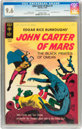 Silver Age (1956-1969):Science Fiction, John Carter of Mars #3 Pacific Coast pedigree (Gold Key, 1964) CGCNM+ 9.6 Off-white to white pages....