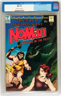Silver Age (1956-1969):Adventure, NoMan #1 (Tower, 1966) CGC NM+ 9.6 Off-white to white pages....