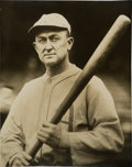 Baseball Collectibles:Photos, Circa 1927 Ty Cobb Original Photograph....