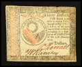 Colonial Notes:Continental Congress Issues, Continental Currency January 14, 1779 $30 Very Fine+.. ...