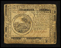 Colonial Notes:Continental Congress Issues, Continental Currency May 10, 1775 $6 Very Fine-Extremely Fine.. ...