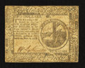 Colonial Notes:Continental Congress Issues, Continental Currency November 2, 1776 $2 Very Fine.. ...