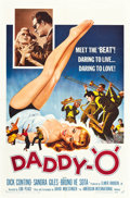"Movie Posters:Crime, Daddy ""O"" (American International, 1959). One Sheet (27"" X 41"")....."
