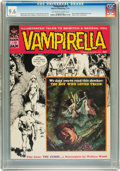 Magazines:Horror, Vampirella #9 (Warren, 1971) CGC NM+ 9.6 Off-white to white pages....