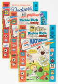 Bronze Age (1970-1979):Cartoon Character, Richie Rich, Casper and Wendy National League File Copies Group(Harvey, 1976) Condition: Average NM-.... (Total: 40 Comic Books)