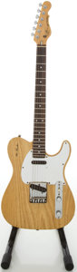 Musical Instruments:Electric Guitars, 1980's G & L ASAT Classic Body Electric Guitar, #G027102....