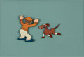 Animation Art:Limited Edition Cel, Animation Production Cel Animation Art (c. 1960s)....