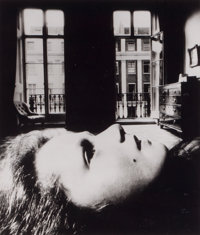 BILL BRANDT (British, 1904-1983) Young Girl, Eaton Place, 1955 Gelatin silver print, printed circa 1
