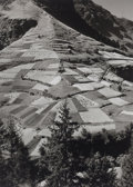 Photographs, BRASSAÏ (French, 1899-1984). Isere Valley, French Alps,1937. Gelatin silver, printed after 1955. Image: 12-3/4 x 8-3/4 ...