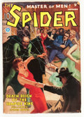 Pulps:Hero, The Spider - November 1935 (Popular, 1935) Condition: VG/FN....