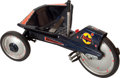 Memorabilia:Superhero, Batman X-15 Tricycle (Mattel, c. 1966)....