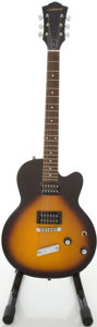 Musical Instruments:Electric Guitars, DeArmond M-65 Sunburst Solid Body Electric Guitar, #IC99016774....