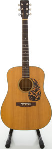 Musical Instruments:Acoustic Guitars, 1968 Martin D-18 Natural Acoustic Guitar, #238754....
