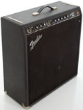 Musical Instruments:Amplifiers, PA, & Effects, 1964 Fender Concert Blackface Guitar Amplifier, #03560....