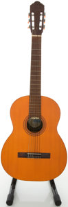 Musical Instruments:Acoustic Guitars, 1973 DiGiorgio Estudante Natural Classical Guitar....
