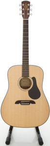 Musical Instruments:Acoustic Guitars, Alvarez RD-8 Natural Acoustic Guitar, #F509070142....