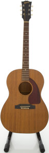 Musical Instruments:Acoustic Guitars, Circa 1966 Gibson LG-0 Mahogany Acoustic Guitar, #844295....