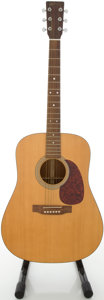 Musical Instruments:Acoustic Guitars, 1993 Martin D-1 Natural Acoustic Guitar, #534277....
