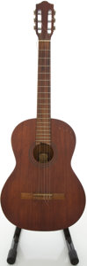 Musical Instruments:Acoustic Guitars, Circa 1967 Guild Mark I Mahogany Classical Guitar, #CA1554....