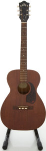 Musical Instruments:Acoustic Guitars, 1964 Guild M-20 Mahogany Acoustic Guitar, #34905....