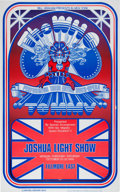 Music Memorabilia:Posters, The Who Tommy Fillmore East Concert Poster (Bill Graham,1969)....