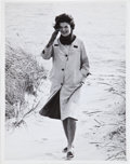 Movie/TV Memorabilia:Photos, A Jackie Kennedy News Photo....