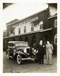"""Movie Posters:Miscellaneous, Studebaker Lot (Studebaker Corporation Archives, early 1930s). Photos (11) (8"""" X 10"""" and 3.5"""" X 4.5"""").. ... (Total: 11 Items)"""