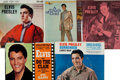 Music Memorabilia:Recordings, Elvis Presley EP/ 45 with Picture Sleeve Group of 5 (RCA,1956-68).... (Total: 5 Items)