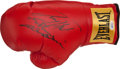 "Boxing Collectibles:Autographs, Larry Holmes ""Assassin"" Signed Boxing Glove. ..."