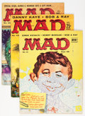 Magazines:Mad, Mad Magazine #38 and 41-44 Group (EC, 1958-59) Condition: AverageGD/VG.... (Total: 5 Comic Books)