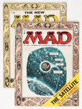 Magazines:Mad, Mad Magazine #25 and 26 Group (EC, 1955) Condition: Average VG+.... (Total: 2 Comic Books)