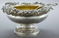 Silver Holloware, American:Punch Bowls, A GORHAM SILVER AND SILVER GILT PRESENTATION PUNCH BOWL WITH LADLE . Gorham Manufacturing Co., Providence, Rhode Island, 190...