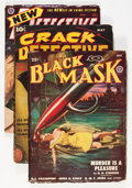 Pulps:Detective, Assorted Detective Pulps Group (Various, 1938-54) Condition:Average VG-.... (Total: 25 Items)
