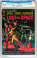 Silver Age (1956-1969):Science Fiction, Space Family Robinson #16 Twin Cities pedigree (Gold Key, 1966) CGCNM+ 9.6 White pages....