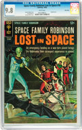 Silver Age (1956-1969):Science Fiction, Space Family Robinson #18 Twin Cities pedigree (Gold Key, 1966) CGCNM/MT 9.8 White pages....