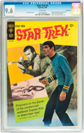 Silver Age (1956-1969):Science Fiction, Star Trek #2 Twin Cities pedigree (Gold Key, 1968) CGC NM+ 9.6 White pages....