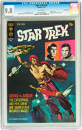 Bronze Age (1970-1979):Science Fiction, Star Trek #10 Twin Cities pedigree (Gold Key, 1971) CGC NM/MT 9.8 White pages....