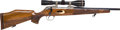 Long Guns:Bolt Action, Customized Engraved Kleinguenther Bolt Action Rifle....