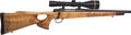 Long Guns:Bolt Action, Customized Sako Forester Bolt Action Rifle....
