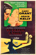 "Movie Posters:Hitchcock, To Catch a Thief (Paramount, 1955). Poster (40"" X 60"").. ..."