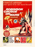 "Movie Posters:Science Fiction, Robinson Crusoe on Mars (Paramount, 1964). Poster (30"" X 40"").. ..."