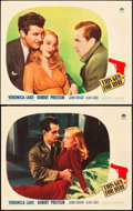 """Movie Posters:Film Noir, This Gun for Hire (Paramount, 1942). Lobby Cards (2) (11"""" X 14"""")..... (Total: 2 Items)"""