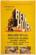 "Movie Posters:Academy Award Winners, Ben-Hur (MGM, 1959). Poster (40"" X 60"").. ..."