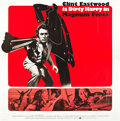 "Movie Posters:Action, Magnum Force (Warner Brothers, 1973). International Six Sheet (81""X 81"").. ..."
