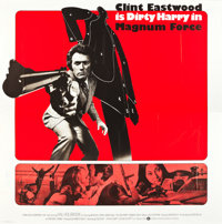 "Magnum Force (Warner Brothers, 1973). International Six Sheet (81"" X 81"")"