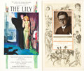 """Movie Posters:Miscellaneous, Fox Film Corporation Exhibitor Book Lot (Fox, 1925-1926 &1926-1927). Hard Cover Exhibitor Books (2) (9.5"""" X 12.5"""" and 10""""X... (Total: 2 Items)"""